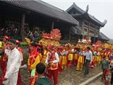 Hàng Vạn Người Khai Hội Tại Chùa Bái Đính, Ngôi Chùa Lớn Nhất Việt Nam