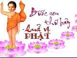 Tại Sao Khi Đản Sinh Đức Phật Lại Bước Đi Bảy Bước?