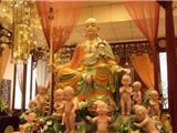 14. Thai Nhi Ưa Nghe Kinh Địa Tạng