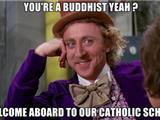 Hoa Kỳ: Tôi Là Một Phật Tử Trong Ngôi Trường Đại Học Thiên Chúa Giáo