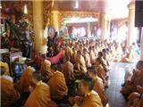 HT Thích Gia Quang: Đức Phật Không Cần Mâm Cao Cỗ Đầy Dâng Lễ