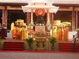 Lễ An Vị Tượng Ngọc Phật Hoàng Trần Nhân Tông Tại Chùa Từ Đàm