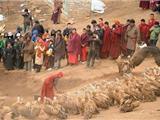 Tây Tạng: Thực Tập Không Táng Cho Người Chết