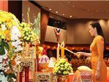 Công Chúa Thái Lan Tại Đại Lễ Phật Đản Vesak Liên Hiệp Quốc 2013
