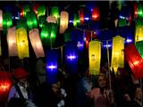 Hàn Quốc: Trang Nghiêm Đại Lễ Phật Đản Mong Hàn Gắn Hai Miền Nam Bắc