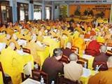 Hội Nghị Sinh Hoạt Hành Chánh Giáo Hội Phật Giáo VN