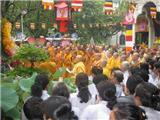Chùm Ảnh: Quan Âm Tu Viện Trong Ngày Đại Lễ Phật Đản Mùng 8/4