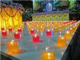 Tâm Tình Trong Đêm Thắp Nến Nguyện Cầu Phật đản