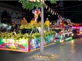 Lược Ý Truyền Thống Diễu Hành Xe Hoa Trong Đại Lễ Phật Đản Phật Giáo Bắc Truyền