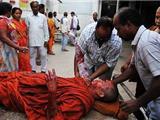 Ấn Độ: Khủng Bố Tấn Công Tháp Đại Giác Linh Thiêng Của Phật Giáo Ở Bồ Đề Đạo Tràng