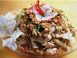 Gỏi Mít Chay - Món Ngon Dinh Dưỡng Cho Mùa Vu Lan