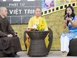 Việt Trinh Tìm Bình Yên Nơi Cửa Chùa