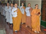 Phỏng Vấn HT Thích Giác Quang Nhân Nửa Thế Kỷ Khóa Tu Niệm Phật 100 Ngày Tại Nhứt Nguyên Bửu Tự