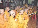 Chùm Ảnh: Khai Khóa Niệm Phật Bá Nhựt Trì Danh Cầu Sanh Tịnh Độ Lần Thứ 48 Tại Nhứt Nguyên Bửu Tự