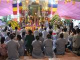 Chùm Ảnh: Tưng Bừng Ngày Thứ Nhất Đại Lễ Húy Kỵ Lần Thứ 25 Đức Tôn Sư Thiện Phước Nhựt Ý Tại Quan Âm Tu Viện Đồng Nai