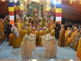 Chùm Ảnh: Rưng Rưng Xúc Động Trong Lễ Cúng Tiên Thường Nhân Đêm Thứ Hai Lễ Húy Kỵ Đức Tôn Sư Tại Quan Âm Tu Viện Đồng Nai