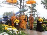 Độc Đáo Lễ Hội Hoa Cúc Chùa Ba Vàng- Quảng Ninh