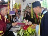 Trao Bằng Cử Nhân Phật Học Cho Các Tăng, Ni Sinh Tại Huế