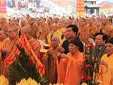 Đại Lễ Cầu Siêu Cho 8.000 Nạn Nhân Tai Nạn Giao Thông Tại Chùa Bái Đính