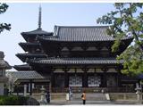 Horyuji – Ngôi Chùa Gỗ Cổ Nhất Nhật Bản