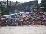 Hội Phật Giáo Hàn Quốc Cứu Trợ Bão Hải Yến Ở Philippines 100 Triệu Won