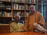Trụ Trì Thiếu Lâm Tự Ca Ngợi Tinh Thần Bồ Tát Đạo Của Cựu Tổng Thống Nelson Mandela