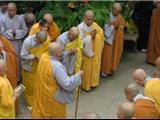 """Khóa Tu """"Bá Nhựt Trì Danh Niệm Phật"""""""