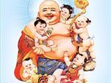 Thâm Ý Qua Hình Tượng Phật Và Bồ Tát - Tượng Đức Di Lặc (Maitreya)