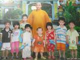Về Chùa Sùng Nghiêm Gặp Sư Thầy Có 9 Người Con