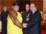 Phó Thủ Tướng Nguyễn Xuân Phúc Tiếp Kiến Đức Pháp Vương Gyalwang Drukpa