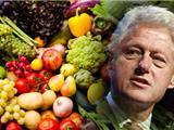 Cựu Tổng Thống Mỹ Bill Clinton Thoát Chết Và Giảm Cân Nhanh Chóng Nhờ Ăn Chay