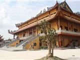 Khánh Thành Chùa Ba Vàng, Chùa Có Chính Điện Lớn Nhất Việt Nam