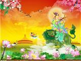 Thâm Ý Qua Hình Tượng Phật Và Bồ Tát - Bồ Tát Văn Thù Sư Lợi