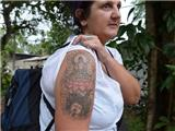 Anh Quốc: Cảnh Báo Cấm Xăm Ảnh Đức Phật Được Đưa Lên Tạp Chí Du Lịch