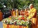 Chùm Ảnh: Trang Nghiêm Lễ Tắm Phật Mùng 8/4 Tại Quan Âm Tu Viện Đồng Nai