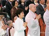 Tổng Thống Hàn Quốc Park Geun-hye Xin Lỗi Vì Vụ Chìm Phà Sewol Nhân Đại Lễ Phật Đản