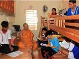 Ngôi Chùa Cưu Mang Hàng Trăm Sinh Viên Nghèo Hiếu Học