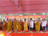 3.000 Tăng Ni, Phật Tử Cầu Nguyện Hòa Bình Cho Biển Đông