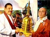 Tổng Thống Sri Lanka Trao Tặng Xá Lợi Phật Cho Hoa Kỳ