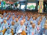 5,500 Tăng Ni Phật Tử Cầu Siêu Cho Nạn Nhân Tai Nạn Giao Thông