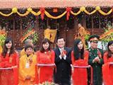 Chủ Tịch Trương Tấn Sang Cắt Băng Khánh Thành Chùa Trúc Lâm Bản Giốc