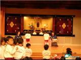 Dạy Trẻ Mầm Non Biết Mỉm Cười, Cảm Ơn Và Cúi Đầu Trước Đức Phật Kiểu Nhật