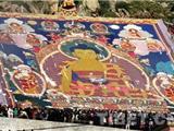 200 Ngàn Phật Tử Tham Gia Lễ Hội Sữa Chua Shoton Ở Tây Tạng