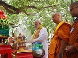 Thủ Tướng Ấn Độ Modi: Bồ Đề Đạo Tràng Sẽ Trở Thành Thủ Đô Của Phật Giáo