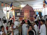 Ấn Độ: Hơn 30, 000 Người Chiêm Bái Xá Lợi Phật