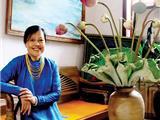 Giáo Sư Thái Kim Lan: Sống Thanh Thản Giữa Vườn Tượng Phật Ở Đức