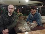 Ngồi Giữa Paris Sau Khủng Bố Nghĩ Về Nhà Sư gốc Ukraine Đầu Tiên