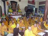 Chùm Ảnh: Bế Khóa Niệm Phật 100 Ngày Lần Thứ 50 Tại Nhứt Nguyên Bửu Tự Bình Dương