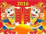 Đầu Năm Thân Nói Chuyện Khỉ