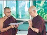 Cựu Tổng Thống Myanmar Thein Sein Xuất Gia Đi Tu